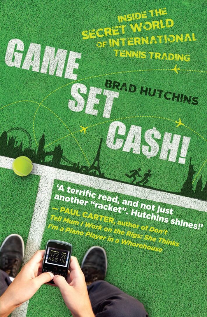 Game Set Cash! cover