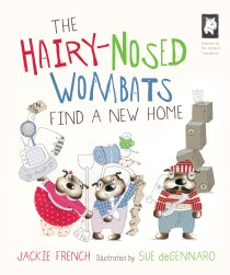 The Hairy-Nosed Wombats