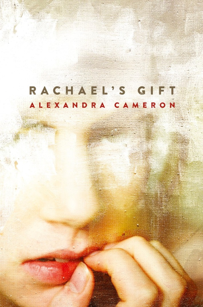 Rachael's Gift book cover by Alexandra Cameron